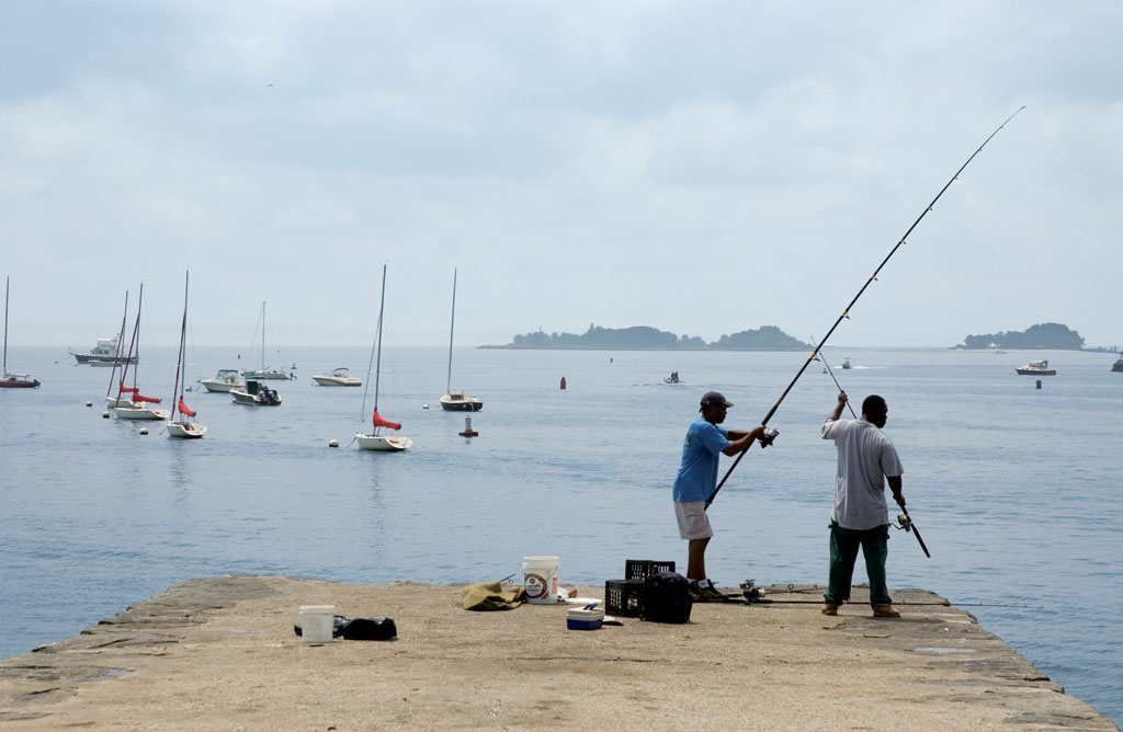 LPRI Denounces Cranston City Council's Fishing Ban
