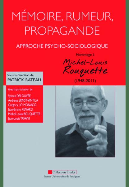 Vient de paraître : Hommage à Michel-Louis Rouquette