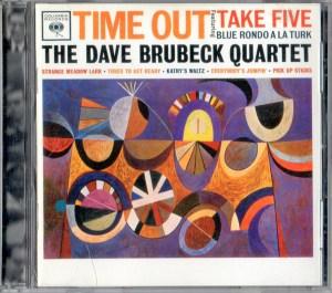 Dave Brubeck Quartet Take Five CD CK65122