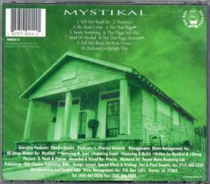 Mystikal CD