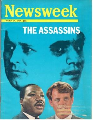 Newsweek The Assassins March 24 1969