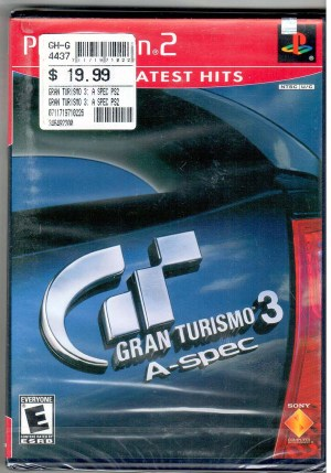 PLAYSTATION 2 Gran Turismo 3 A-spec