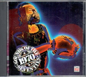 Sound of the seventies 1970 take two CD