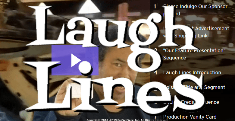 Laugh Lines - LP On Cracking Wise Featured Image