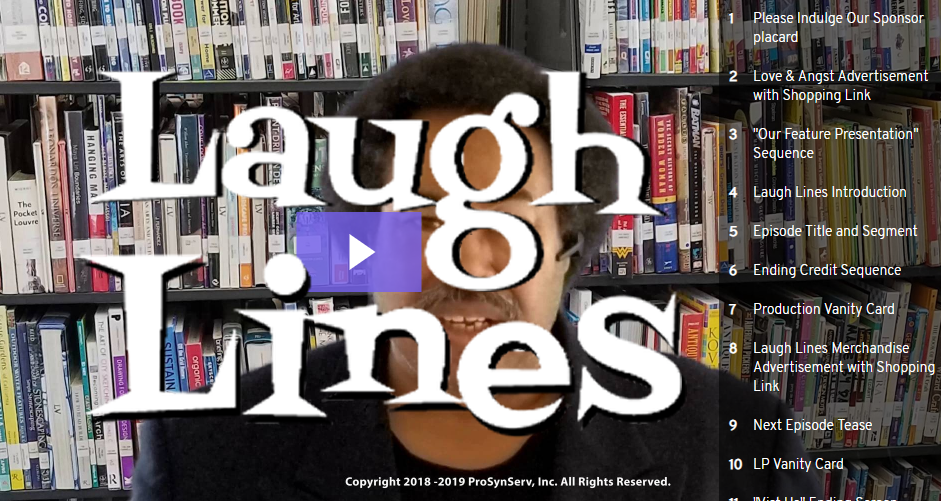 Laugh Lines - LP On English Featured Image