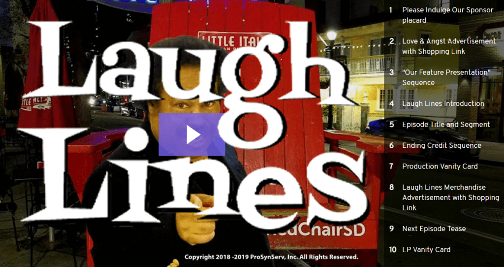 Laugh Lines - LP On 45 Featured Image