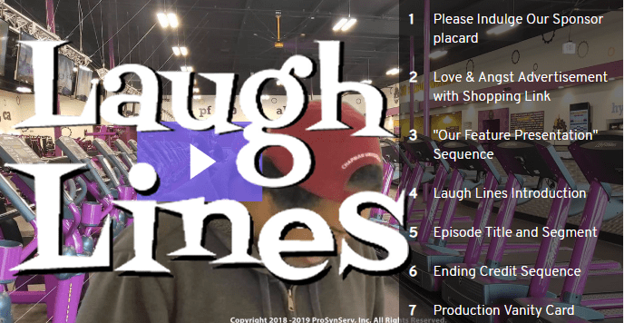 Laugh Lines - LP On Athletic Pursuits Featured Image
