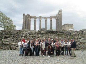 8 - Templo Romano Évora (2)