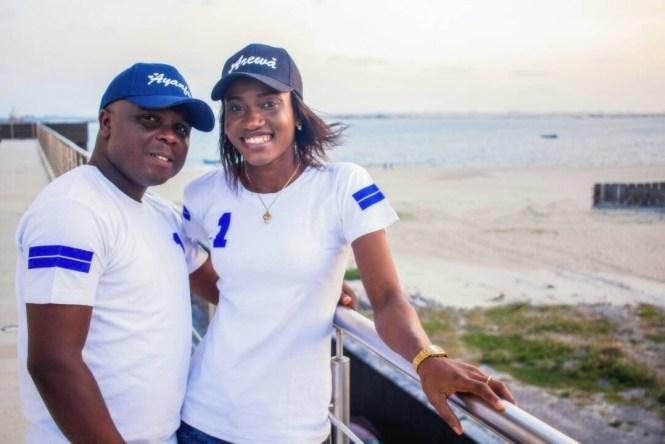 damilola & gabriel lqueenwrites true love story