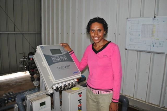 Lydia Tasi 9 Mile PNG