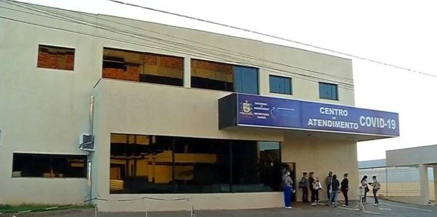 Centro de Atendimento Covid-19