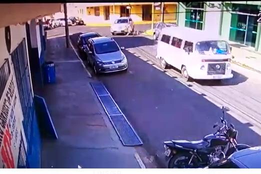 a8 atropelamento