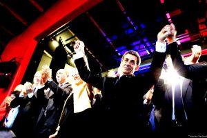 Souvenirs d'une grande et belle mobilisation autour de Nicolas Sarkozy - NS08