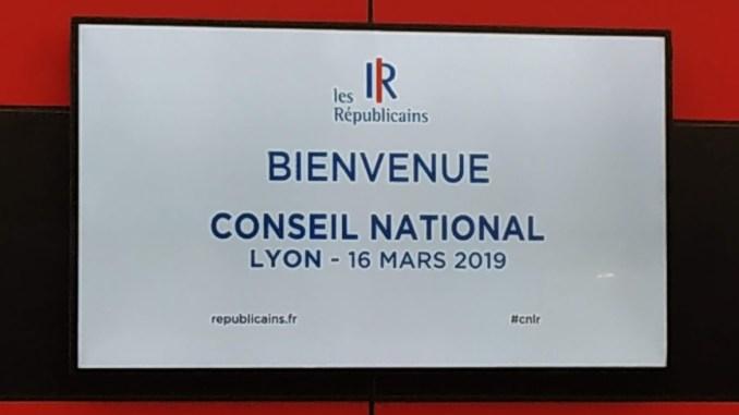 Conseil National Lyon 2019