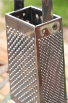 Patterns: I'd never really noticed the patterns in a grater before!
