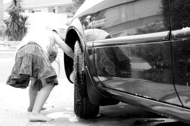 Megan car wash w11
