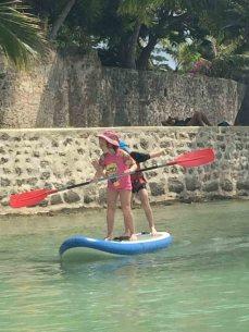kids paddle