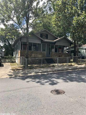featured real estate listing great investment opportunity in north Little Rock listed by Amy Glover Bryant, Coldwell Banker RPM REALTOR®