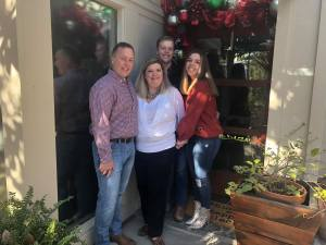 Amy Glover Bryant, Coldwell Banker RPM REALTOR®  and Family