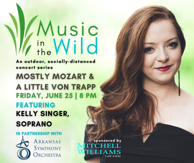 Music in the Wild for Wildwood Park of the Performing Arts