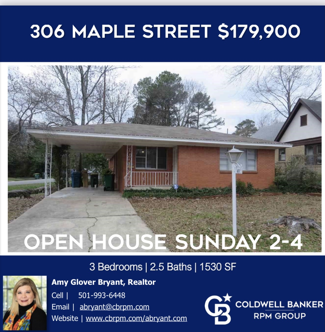Open House on South Maple