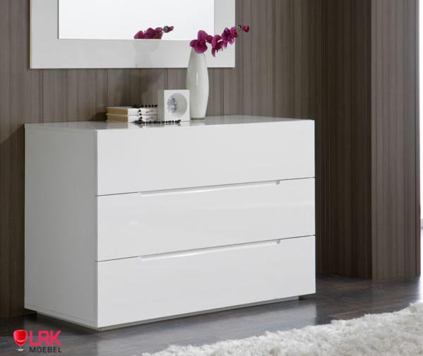 Design Kommode Weiß 2021
