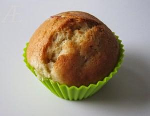 Opskrift på Rabarber muffins
