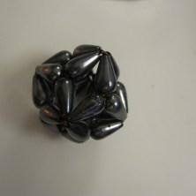 Variation af perlekugler med dråbeformede perler