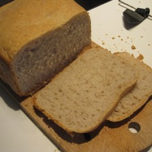 bagemaskine brød