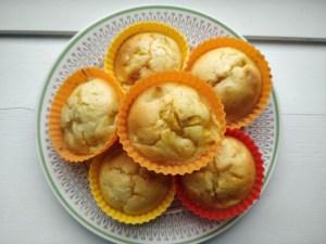 Opskrift på Græskar muffins