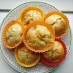 Opskrift på græskar muffins af halloween græskarfyld