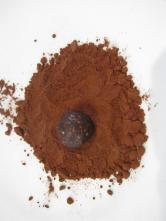 Konfektkugle i kakao