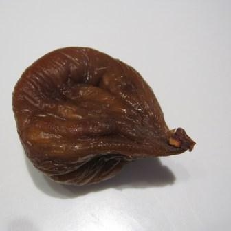 Tørret figne til sundere konfekt