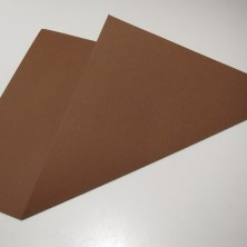 fold en kvadratisk æske - trin 1