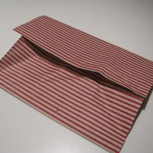 Foldet papir pose - trin 4