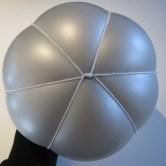 hjemmelavet græskar af ballon - trin 3
