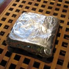 Sådan laves toast med et strygejern