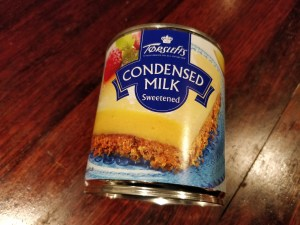 Opskrift på Kondenseret, karamelliseret mælk, dulce de leche, Hapå – Og Opskrifter!