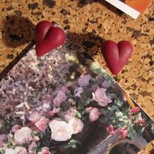 Fimo/cernit nipsenåle - hjerter
