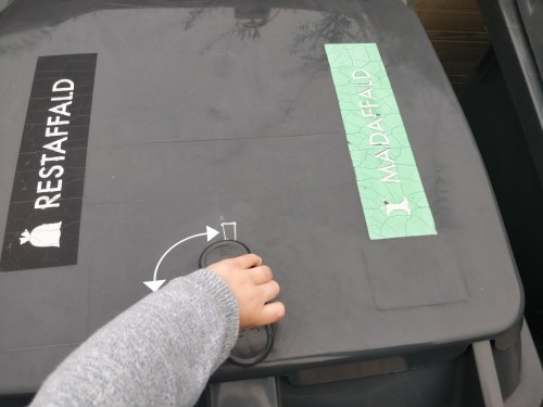 Affaldssortering i en bæredygtig hverdag