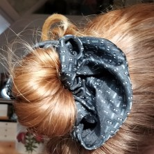 sort scrunchie