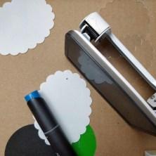 krympeplast til manillamærker