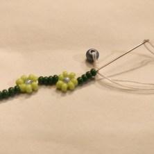 Sådan laver man en nem lukning på perlesmykker - Armbånd og halskæder