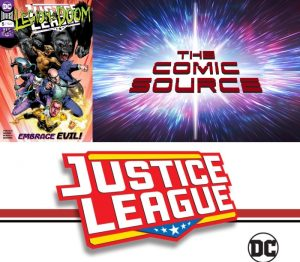 The Comic Source Podcast Episode 455 – Justice League #5 Spotlight