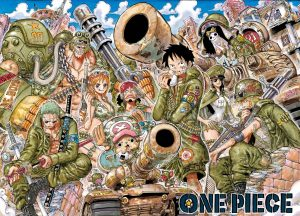 One Piece Manga Artist Says The Series Will Span Just Over 100 Volumes