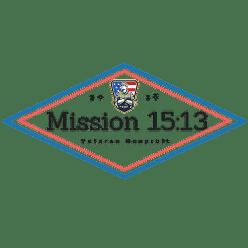 Mission 15:13