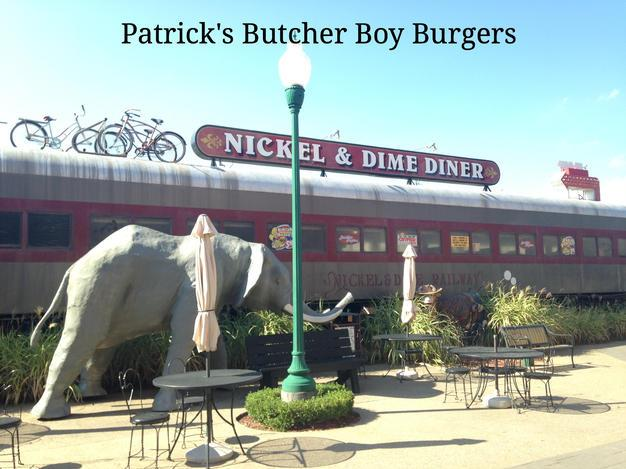 Patrick's Butcher Boy Burgers new location in Downtown Fort Smith