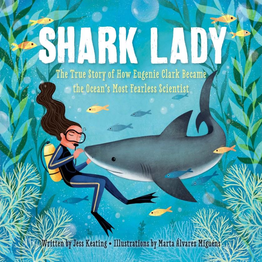 SharkLady book