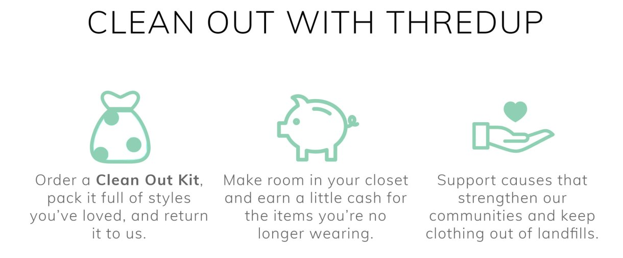 Sell Your Clothes on ThredUp