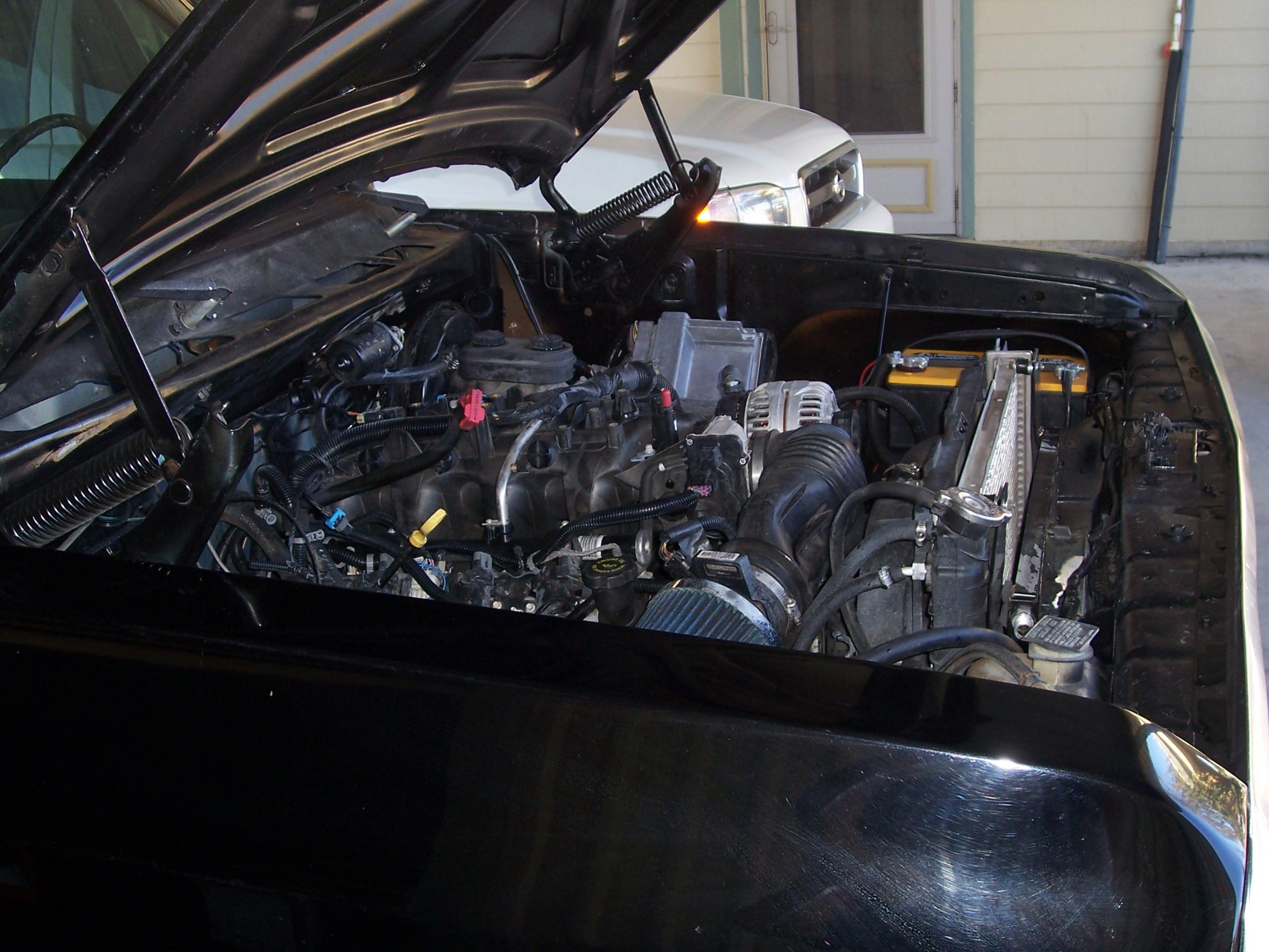 Dodge W150 Ls1 Swap